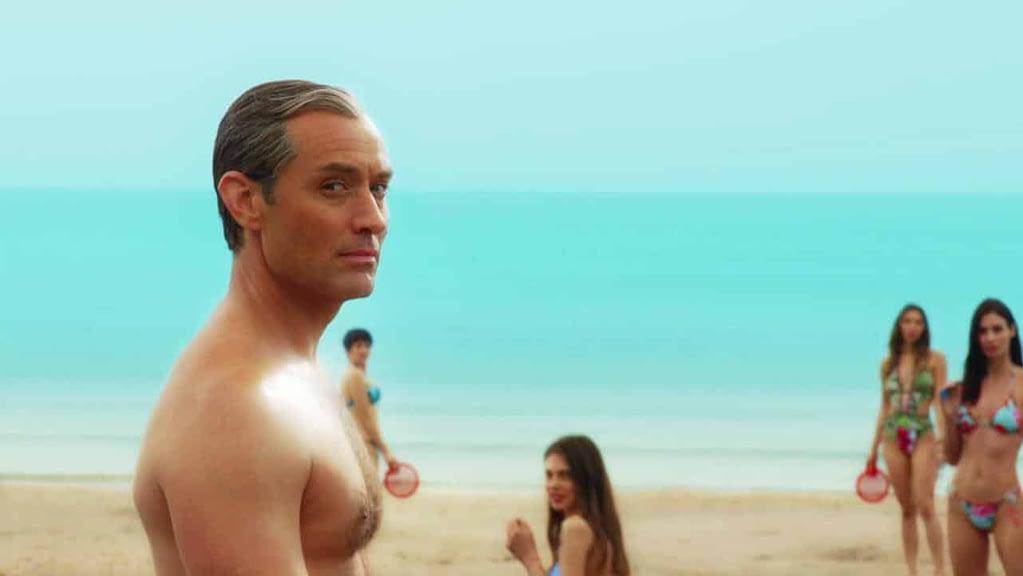 The New Pope con Jude Law è stato girato al Lido di Venezia e presentato al Festival Cinema Venezia
