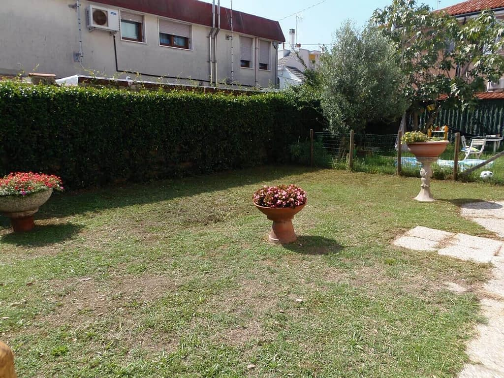 comprare casa con giardino privato al lido di venezia