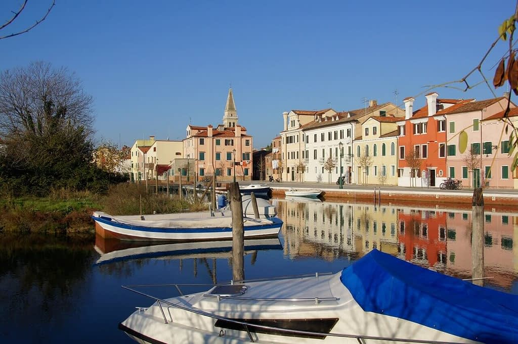 Lido di Venezia Malamocco